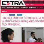 Entrevista para o Jornal Extra/RJ